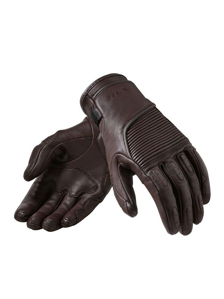 f39320af7d105 Damskie rękawice skórzane Rev it! Bastille Ladies brown